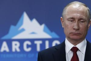 Russian President Putin says climate change not man-made