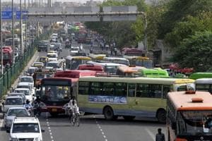 100 buses from Rajasthan and Haryana to be diverted to Sarai Kale Khan from April 10