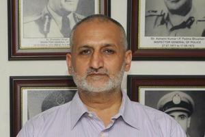ADGP Harpreet Sidhu, incharge, anti-drugs Special Task Force.
