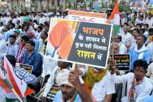 Join Sangharsh Yatra if you support farmers: Opposition in Maharashtra to Shiv Sena