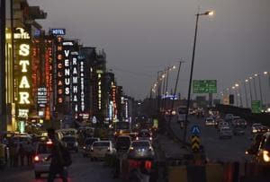 Hotels and bars located along NH-8 near Mahipalpur have been hit hard by the Supreme Court order.
