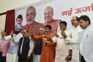 MCD election: BJP, Cong ticket hopefuls on edge on last  day of nominations