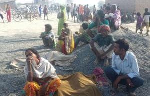 Truck mows down four children in Jharkhand's Palamu district