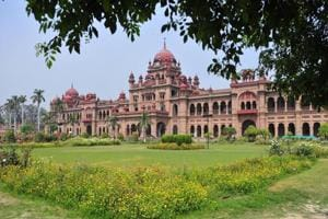 The Khalsa College in Amritsar.