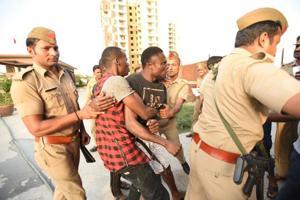 Greater Noida Racial Attacks
