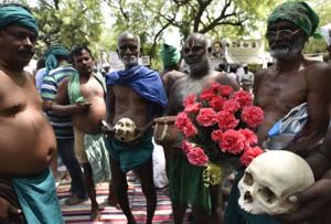 Tamil Nadu farmers welcome HC order, but say protests will continue in Delhi