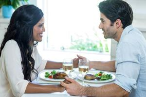 Are you a Joey Tribbiani on a first date? Here's the latest dating-dining etiquette