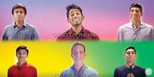 The Penn Masala's new mash-up video is on our watch list this week
