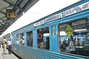 Swarna Shatabdi Express