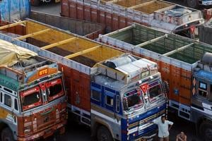 Maharashtra truckers call off strike after IRDAagrees to their demands