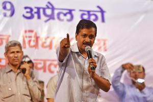 BJP, Cong can have office, why can't AAP? Kejriwal asks after land allotment row