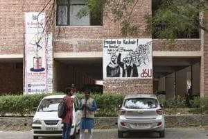 JNUsees falls in applications for two years in a row