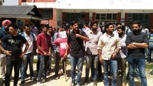 Student protest resumes in PU; council prez, gen secy detained