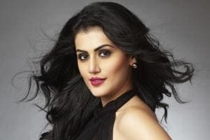 Taapsee Pannu says that she still feels like an outsider in Bollywood.
