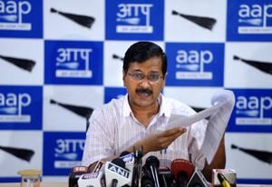 PWD asks AAP to vacate party office in Delhi's DDU Marg