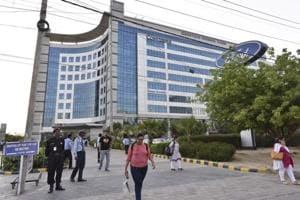 Gurgaon: Convergys employee jumps to death from seventh floor