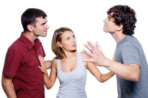There is always a possibility that some pleasantries may be exchanged when you meet your partner's ex.