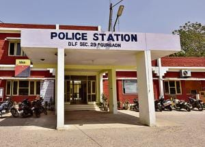 Man held for trying to steal bike from Sector 29 police station