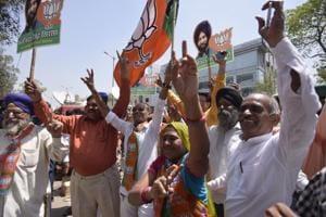'Kejriwal's Tughlaqi rule rejected': BJP wins Delhi's Rajouri Garden bypoll
