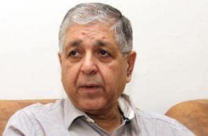 Panjab University vice-chancellor Arun Kumar Grover.