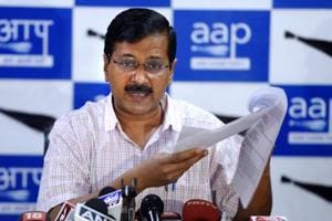 Defer Delhi MCD polls until EVMs are equipped with paper trails: Kejriwal