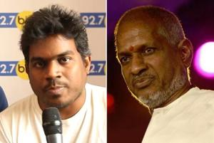 Illayaraja will compose songs and background score for his son Yuvan Shankar's film.