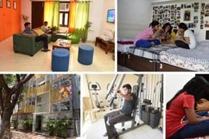 Hostels with AC rooms, free wi-fi, housekeeping: Student housing has arrived