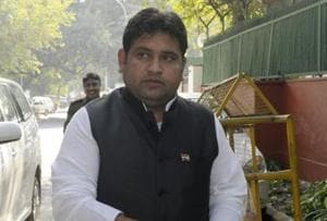 MCD polls: Sacked over sex CD row, former AAP minister campaigns for BJP