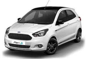The new Fords are a sporty, trendy update to the standard Titanium trims.