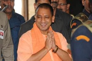 Yogi Adityanath says silence over triple talaq reminds him of Draupadi disrobing