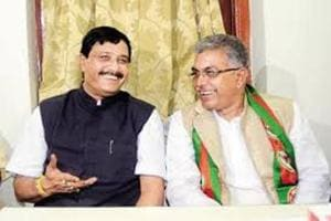 The credibility of BJP leaders in Bengal (former state president Rahul Sinha and current president Dilip Ghosh) depends to some extent on the outcome of the Narada prove.