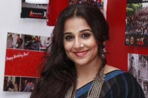 Actor Vidya Balan is the lead in Srijit Mukherji's film Begum Jaan, remake of the Bengali film Rajkahini.