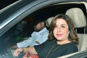No gender difference in Bollywood, says Farah Khan