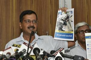 Swachh Delhi, free from dengue, chikungunya: Kejriwal releases AAP MCD manifesto
