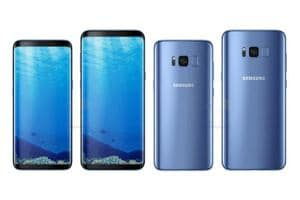 Samsung S8 and S8+ were launched at Rs 57,900 and Rs 64,900 respectively.