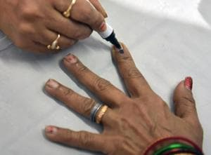 Maha municipal corporations: Voting begins,  BJP looks to wrest power from Congress, NCP