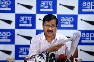 Kejriwal to release AAP's manifesto for MCD polls today