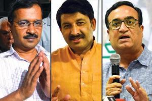 MCD election: 3 manifestos, 3 distinct styles, one objective