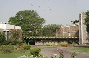 India International Centre (IIC), a prestigious cultural hub in the national capital, is witnessing an acute power struggle for the control of this institution.
