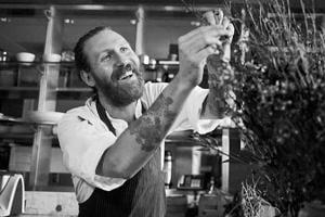 Chef Scott Winegard