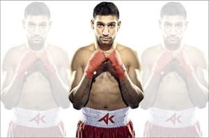 Amir Khan knows that a match between him and Vijender Singh would mean a fight between two nations.