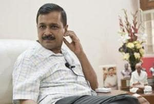 Watch: EVM fight will continue even if we win, says Kejriwal in HT interview