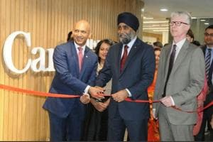 Harjit Sajjan inaugurates new Canadian consulate office in Chandigarh