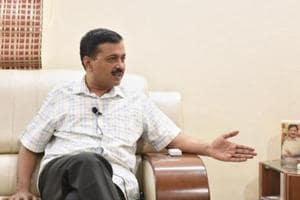 Kejriwal says new L-G turned against AAP govt once MCD polls were announced