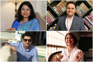 On World Book Day, here's what's on your favourite Indian author's...