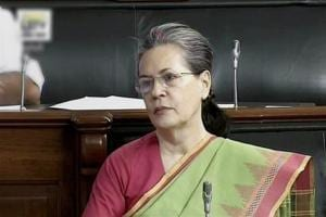 Sonia meets Yechury as efforts to field common Oppn candidate for prez poll gather pace