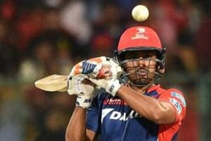 Karun Nair hasn't been able to play a knock of substance yet for Delhi Daredevils in the Indian Premier League 2017.