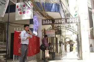 Is Dada Jungi House in Shahpur Jat Delhi's most racist lane? Not at...