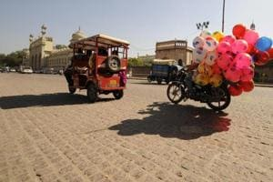 Old city beautification in Lucknow is violation of Monument Act, says...