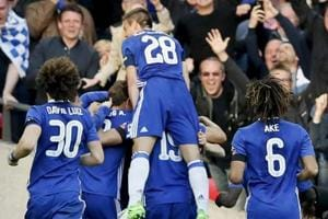 Chelsea Football Club beat Tottenham Hotspur F.C. in thrilling FA Cup...